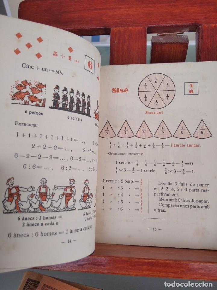 Libros antiguos: 1931-CARTILLAS DE GRAMATICA 1ª Y2ª PART-CARTILLA DE GEOMETRIA-CARTILLA DARITMETICA-LOTE 4 -MAGNIFIC - Foto 11 - 212199375
