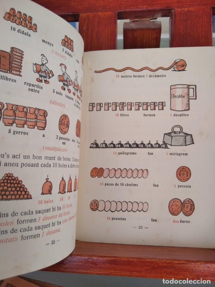 Libros antiguos: 1931-CARTILLAS DE GRAMATICA 1ª Y2ª PART-CARTILLA DE GEOMETRIA-CARTILLA DARITMETICA-LOTE 4 -MAGNIFIC - Foto 12 - 212199375