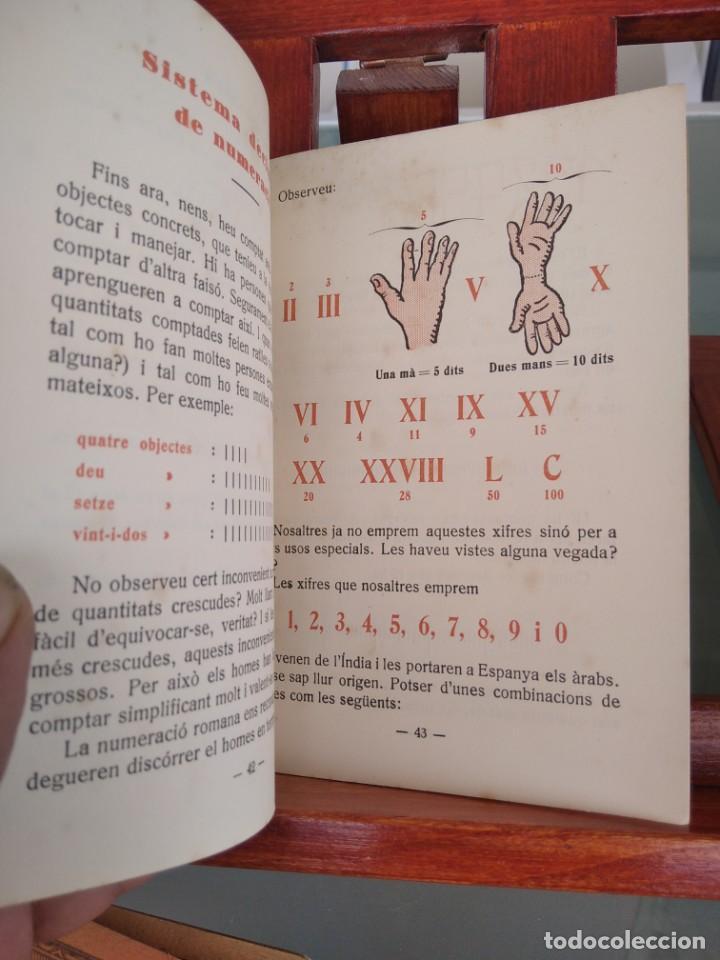 Libros antiguos: 1931-CARTILLAS DE GRAMATICA 1ª Y2ª PART-CARTILLA DE GEOMETRIA-CARTILLA DARITMETICA-LOTE 4 -MAGNIFIC - Foto 13 - 212199375
