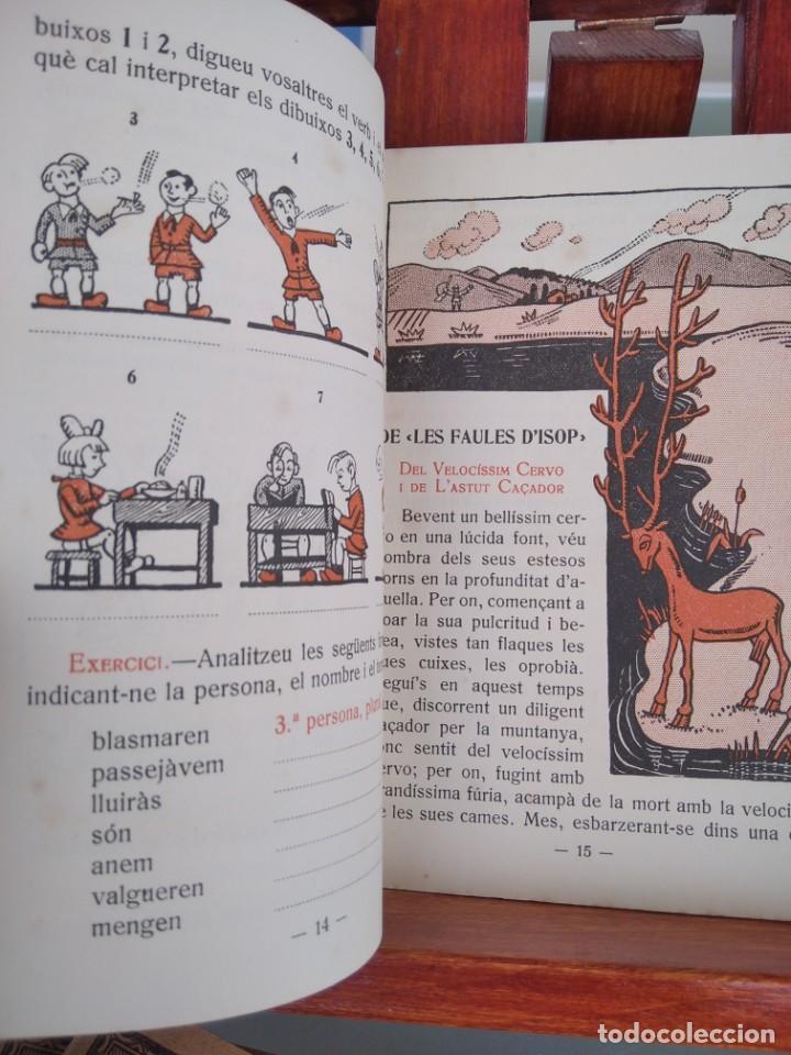 Libros antiguos: 1931-CARTILLAS DE GRAMATICA 1ª Y2ª PART-CARTILLA DE GEOMETRIA-CARTILLA DARITMETICA-LOTE 4 -MAGNIFIC - Foto 16 - 212199375