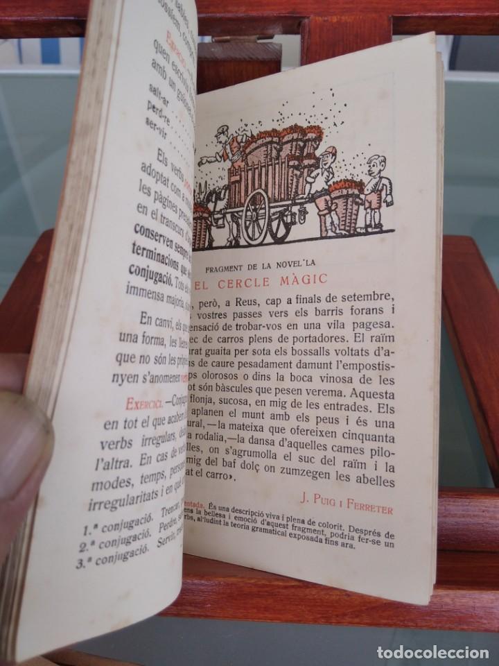 Libros antiguos: 1931-CARTILLAS DE GRAMATICA 1ª Y2ª PART-CARTILLA DE GEOMETRIA-CARTILLA DARITMETICA-LOTE 4 -MAGNIFIC - Foto 17 - 212199375