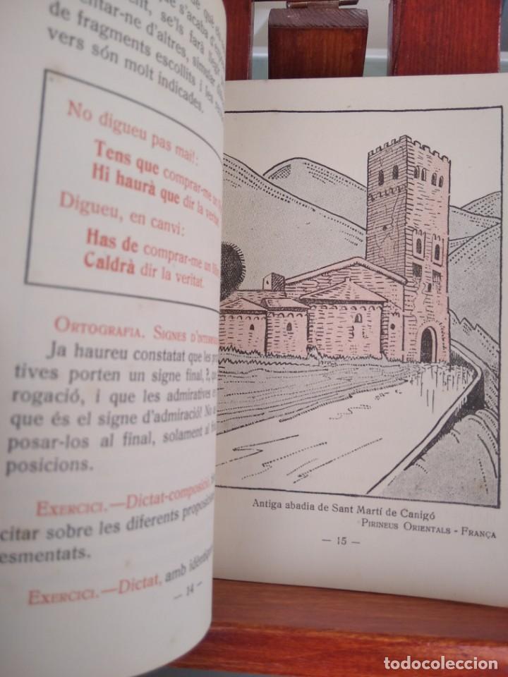 Libros antiguos: 1931-CARTILLAS DE GRAMATICA 1ª Y2ª PART-CARTILLA DE GEOMETRIA-CARTILLA DARITMETICA-LOTE 4 -MAGNIFIC - Foto 21 - 212199375