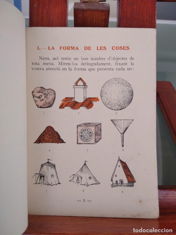 Libros antiguos: 1931-CARTILLAS DE GRAMATICA 1ª Y2ª PART-CARTILLA DE GEOMETRIA-CARTILLA DARITMETICA-LOTE 4 -MAGNIFIC - Foto 24 - 212199375