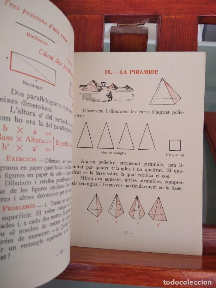 Libros antiguos: 1931-CARTILLAS DE GRAMATICA 1ª Y2ª PART-CARTILLA DE GEOMETRIA-CARTILLA DARITMETICA-LOTE 4 -MAGNIFIC - Foto 26 - 212199375