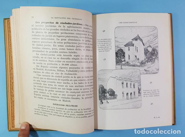 Libros antiguos: LA EDUCACION DEL CIUDADANO, JUAN PALAU VERA, SEIX BARRAL 1921 ES ORIGINAL + DIPTICO REGALO - Foto 4 - 212897828