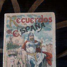 Libros antiguos: RECUERDOS DE ESPAÑA, LIBRO DE S, CALLEJA. Lote 214265852