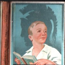 Libros antiguos: JOSEP UDINA I CORTILES . ENCICLOPEDIA CAMÍ GRAU PREPARATORI 1933 EN CATALÀ. Lote 214832220