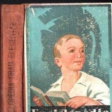 Libros antiguos: JOSEP UDINA I CORTILES . ENCICLOPEDIA CAMÍ GRAU ELEMENTAL 1933 EN CATALÀ. Lote 214832472