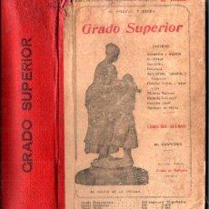 Libros antiguos: PORCEL Y RIERA . ENCICLOPEDIA GRADO SUPERIOR (PALMA DE MALLORCA, 1926). Lote 214832805