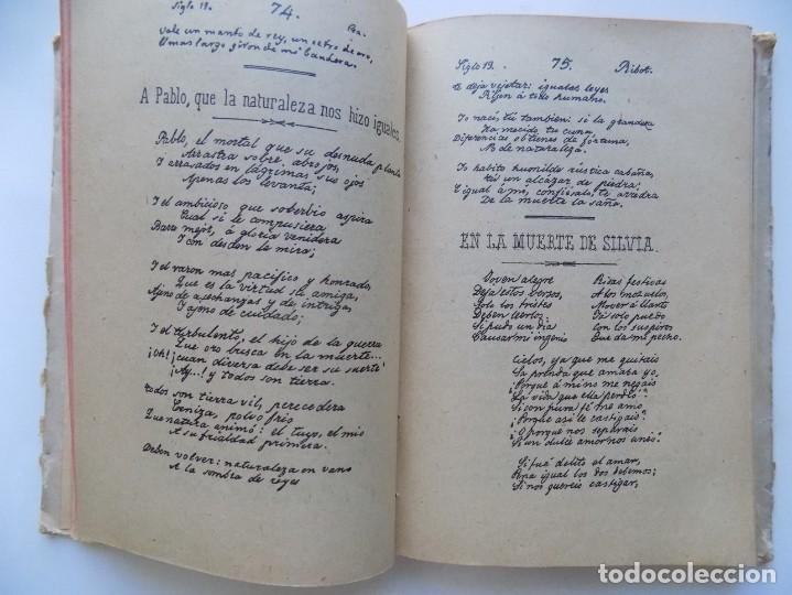 Libros antiguos: LIBRERIA GHOTICA. ESTEBAN PALUZIE. ESCRITURA Y LENGUAJE DE ESPAÑA. 1898. MANUSCRITO.PRIMERA EDICIÓN. - Foto 3 - 214979323