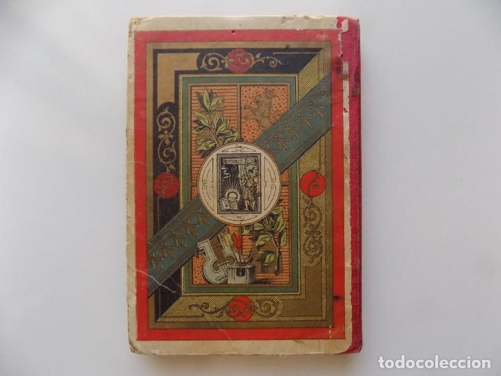Libros antiguos: LIBRERIA GHOTICA. ESTEBAN PALUZIE. ESCRITURA Y LENGUAJE DE ESPAÑA. 1898. MANUSCRITO.PRIMERA EDICIÓN. - Foto 4 - 214979323