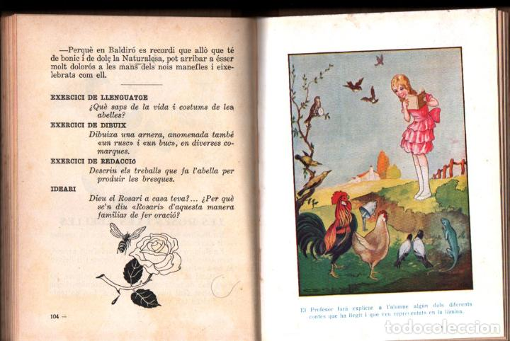 Libros antiguos: EL MEU LLIBRE SEGON (LLIBRERIA MONTSERRAT. 1931) EN CATALÁN - Foto 2 - 215471890