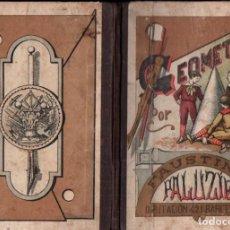 Libros antiguos: PALUZIE : GEOMETRIA (1905). Lote 215472121