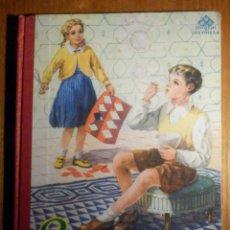Libros antiguos: LIBRO ESCOLAR - GEOMETRIA GRADO PREPARATORIO - EDITORIAL LUIS VIVES - AÑOS 40´S. Lote 215556876