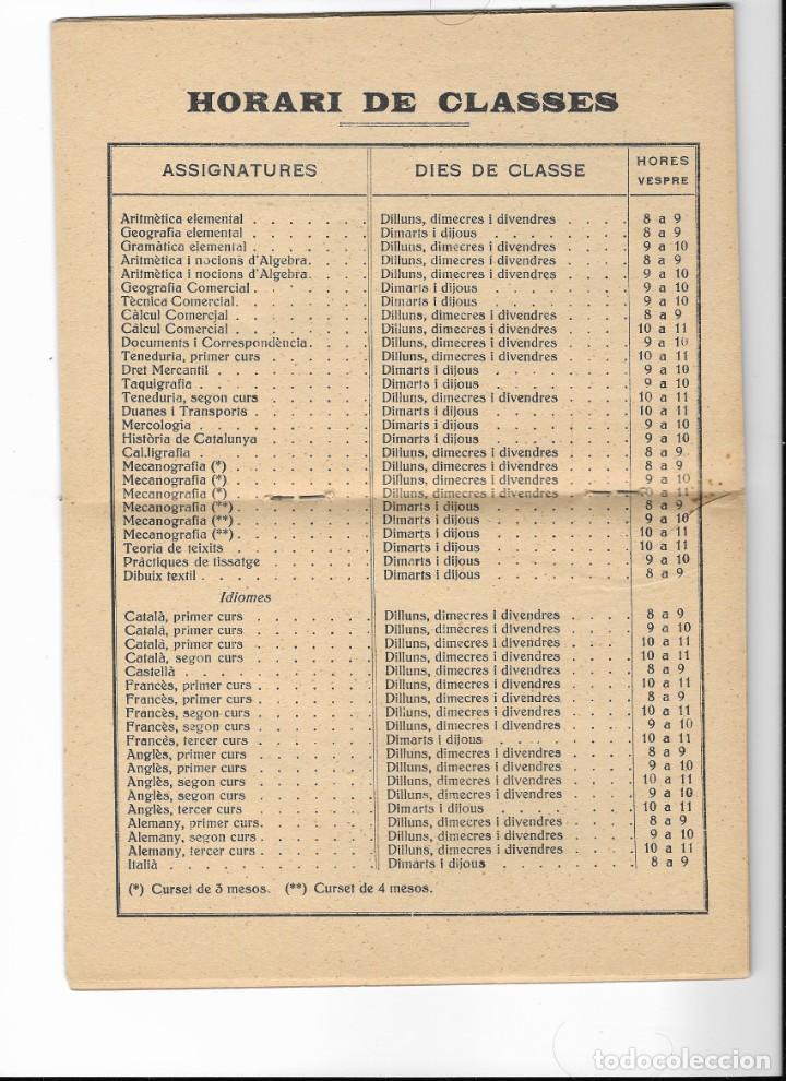 Libros antiguos: centre autonomista de dependents del comerç i de la industria. 1932-1933 - Foto 2 - 218226305