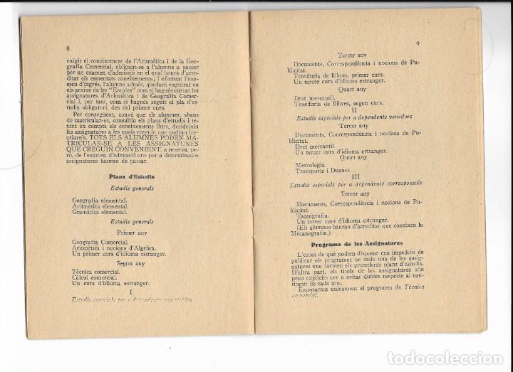 Libros antiguos: centre autonomista de dependents del comerç i de la industria. 1932-1933 - Foto 3 - 218226305