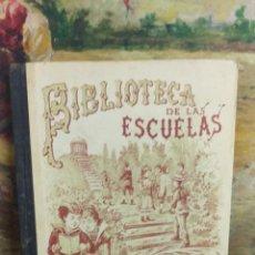 Libros antiguos: URBANIDAD Y CORTESIA. TEXTOS DE LA PRIMERA ENSEÑANZA POR SATURNINO CALLEJA, 1898. Lote 218228158