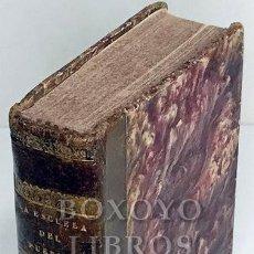 Libros antiguos: AYGUALS DE IZCO, WENCESLAO. LA ESCUELA DEL PUEBLO, PÁGINAS DE ENSEÑANZA UNIVERSAL. TOMOS I-II. Lote 217673320