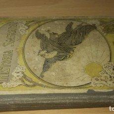 Libros antiguos: HISTORIA SAGRADA SEGUNDO GRADO 1915 LIBRERÍA CATOLICA BARCELONA X206. Lote 219543393