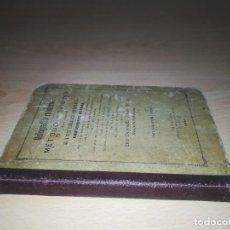 Libros antiguos: ORTOGRAFIA MODERNA, FERNANDO LOPEZ TORAL, LIBRERÍA ALLUE ZARAGOZA 1901 Y 403. Lote 219544140