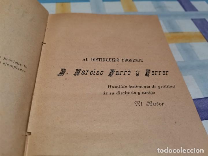 Libros antiguos: LECCIONES DE ARITMÉTICA D. JOSÉ DALMAU CARLES AÑO 1896 POSIBLE RECOGIDA EN MALLORCA - Foto 2 - 220120520