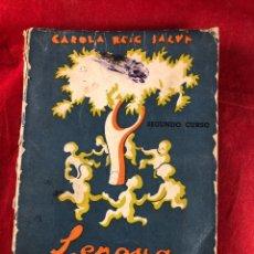 Libros antiguos: LENGUA ESPAÑOLA. Lote 221545917