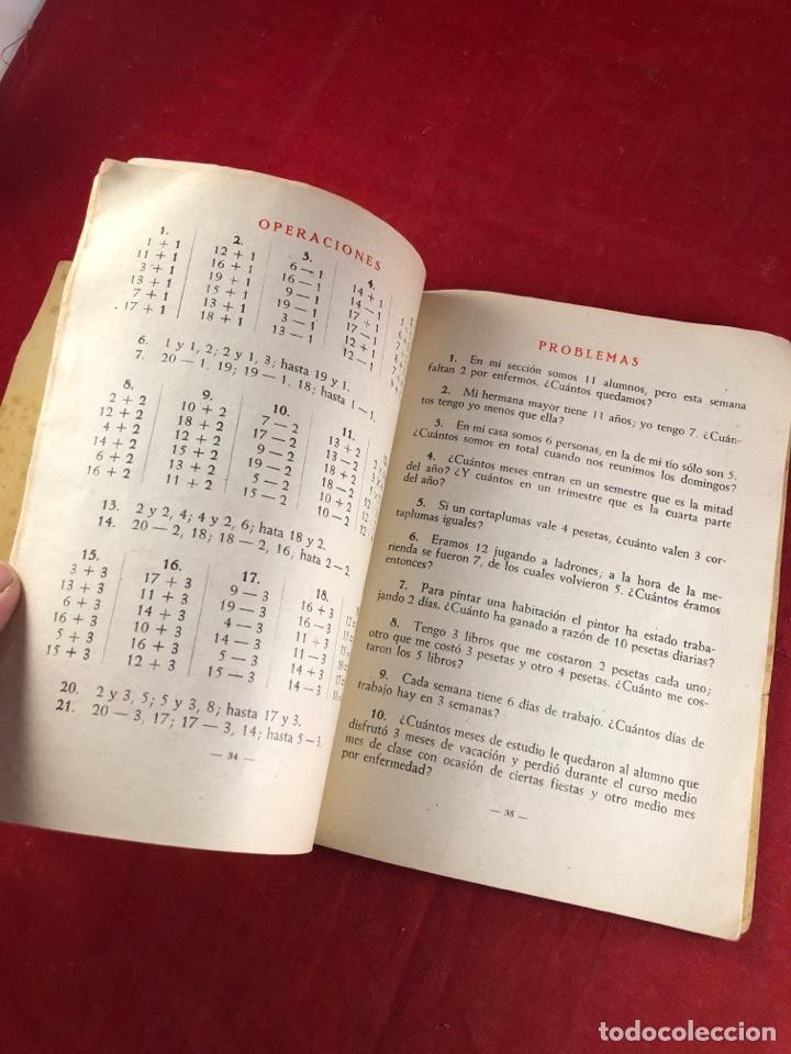Libros antiguos: Cartilla moderna de aritmética - Foto 3 - 222314562