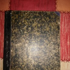Libros antiguos: HISTORIA NATURAL (GEOLOGÍA Y BIOLOGÍA). Lote 223157153