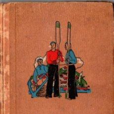 Libros antiguos: ALEJANDRO MANZANARES : ESTAMPAS LITERARIAS (DALMAU CARLES, 1936). Lote 224074326