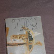 Libros antiguos: TDC LLENGUA COU-LIBRO DE TEXTO-EDIT. TEIDE. Lote 224114012