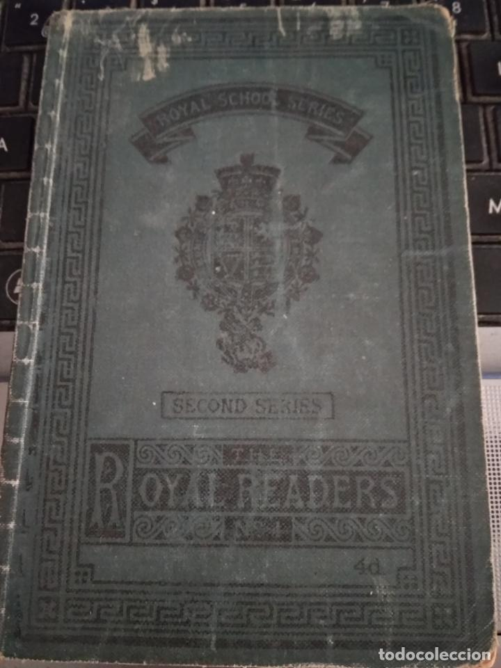 Libros antiguos: ROYAL READERS Nº 1 - T.NELSON AND SONGS, PATERNOSTER ROW, ENGLAND, 1908 - Foto 5 - 44068780