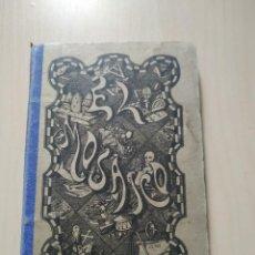 Libros antiguos: 1893. EL MOSAICO LITERARIO Y EPISTOLAR - BASTINOS Y PUIG. Lote 225224590