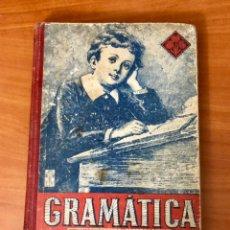 Libros antiguos: GRAMATICA SEGUNDO GRADO, AÑO 1944, (EDITORIAL LUIS VIVES). Lote 228354501