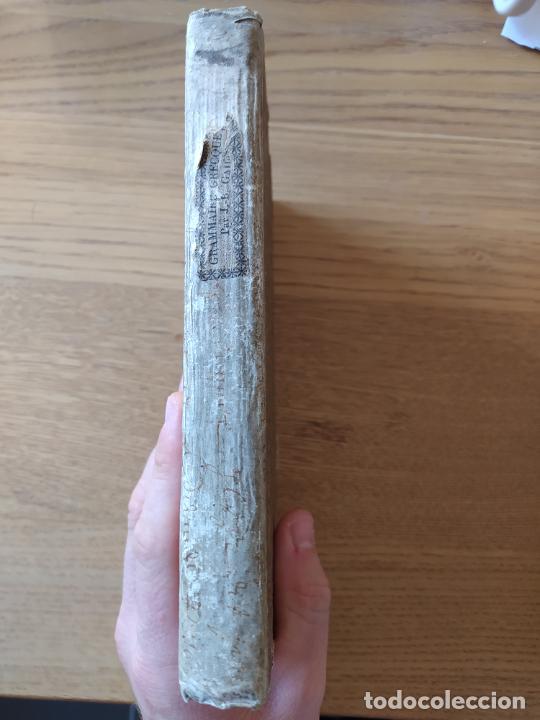Libros antiguos: Nouvelle grammaire grecque à lusage des Lycées, GAIL (J.-B.) P., Delalain, 1813, in 8° - Foto 4 - 232165005
