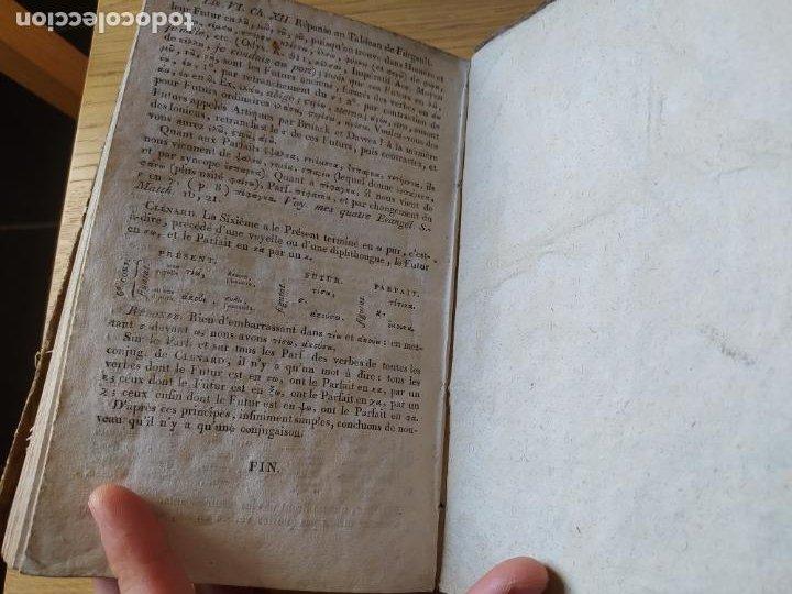 Libros antiguos: Nouvelle grammaire grecque à lusage des Lycées, GAIL (J.-B.) P., Delalain, 1813, in 8° - Foto 15 - 232165005