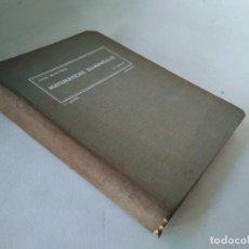 Libros antiguos: MATEMÁTICAS ELEMENTALES. 2º CURSO BACHILLERATO. ARITMÉTICA. Lote 233531985