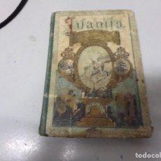 Libros antiguos: JUANITO - OBRA ELEMENTAL DE EDUCACION - IMP Y LITOGRAFIAS FAUSTINO PALUZIE - 1883. Lote 234657685