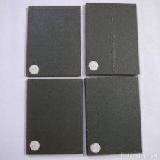 Libros antiguos: ORTOGRAFIA CATALANA + TRES LLIBRES DE EXERCICIS DE GRAMATICA CATALANA - BARCINO - 1927 Y 1929. Lote 237337700