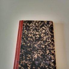 Livros antigos: 1897 LIBRO COMPENDIO DE GRAMATICA ESPAÑOLA DON ALVARO SAENZ LEZA. Lote 240026840