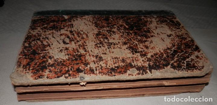 Libros antiguos: ANTIGUO LIBRO DE ARITMÉTICA Y ALGEBRA - 1889 - Foto 9 - 243219260