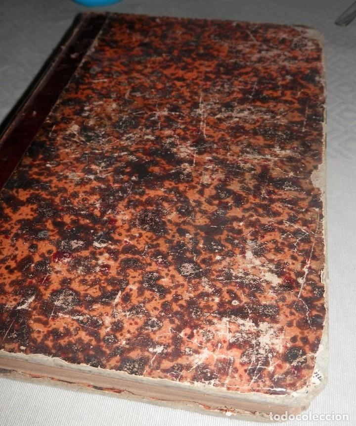 Libros antiguos: ANTIGUO LIBRO DE ALGEBRA - 1881 - Foto 4 - 243220995