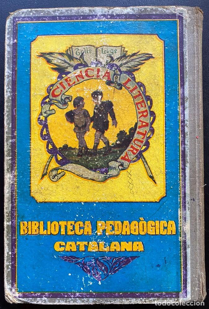 Libros antiguos: ANTOLOGIA CATALANA DE PROSISTES I POETES CATALANS de CARLES RAHOLA - GIRONA 1933 - Foto 5 - 244941740
