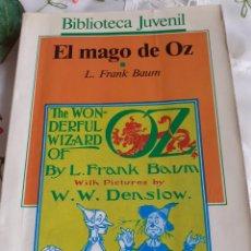 Libros antiguos: EL MAGO DE OZ. Lote 246090090
