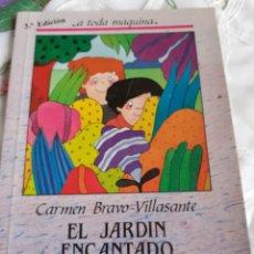 Libros antiguos: EL JARDIN ENCANTADO. Lote 246091145