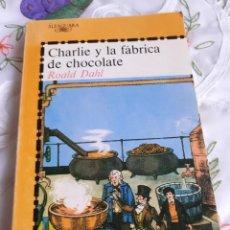 Libros antiguos: CHARLIE Y LA FABRICA DE CHOCOLATE. Lote 246091480