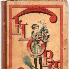 Libros antiguos: FLORA Ó LA EDUCACIÓN DE UNA NIÑA. Lote 246342140