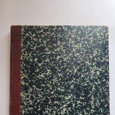 Libros antiguos: CLAVES ANALÍTICAS DE HISTORIA NATURAL - ALEJANDRO DE COLOMINA - PONTEVEDRA 1907. Lote 252262175