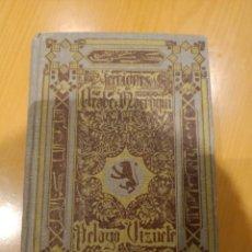 Libros antiguos: LECCIONES DE ARABE. Lote 255514520