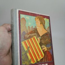 Libros antiguos: LA TERRA CATALANA. JOAQUIM PLA CARGOL. DALMAU CARLES PLA. S.A. EDITORS-REF-MO. Lote 257534425