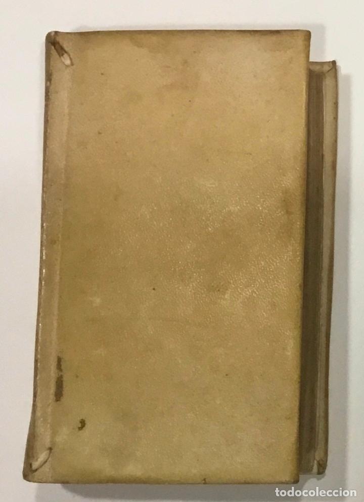 Libros antiguos: ORATIONES EX SALLUSTII LIVII TACITI ET CURTII HISTORIIS COLLECTAE AD USUM REGIARUM SCHOLARUM... 1802 - Foto 4 - 261188055